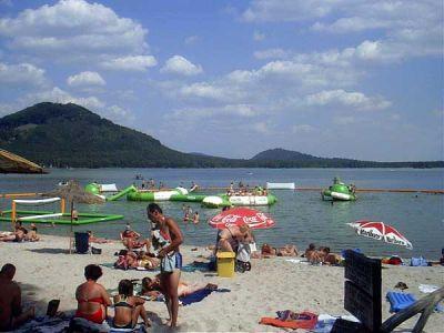 6.6 m�chovo jezero