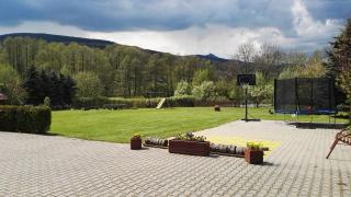 zahrada Pension Jitka